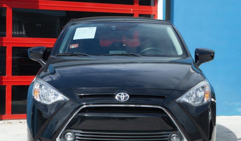 Toyota Yaris 2018 full