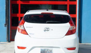 Hyundai Accent Hatchback 2017 full