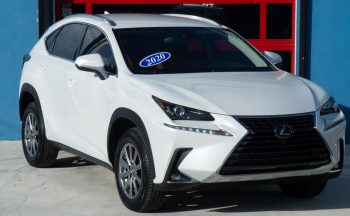 Lexus NX300 2020