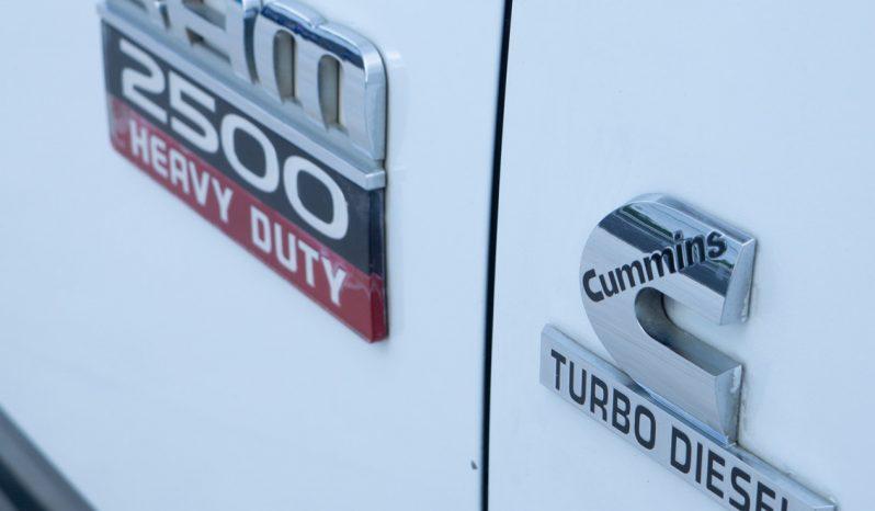 RAM 2500 Cummins Diesel 2011 full